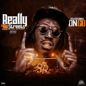 Really In Da Streets Rocky On Go front cover