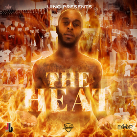 The Heat J Spence front cover