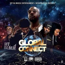 Global Connect DJ Boss Chic front cover