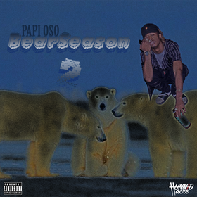 #BearSeason2 Papi Oso front cover