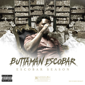 Escobar Season Buttaman Escobar front cover