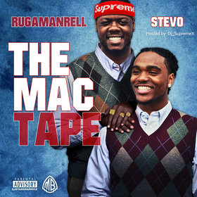 The MAC Tape Ruga Man Rell front cover