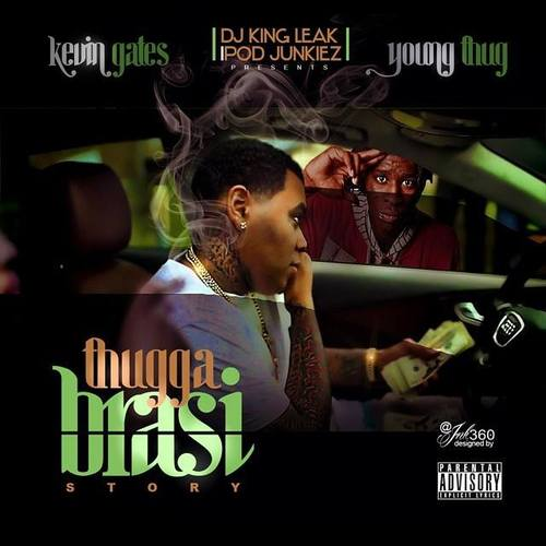 Yung Mazi, Young Thug, & Kevin Gates - Money Off Cocaine