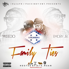 Family Ties YKeedo front cover