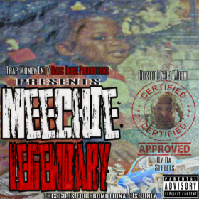 Meechie- Legendary Hosted By Dj Worm DJ Infamous front cover