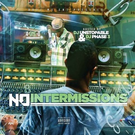 No Intermissions 4-One-0 front cover