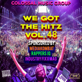 We Got The Hitz Vol.48 Presented By CMG Colossal Music Group front cover