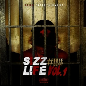 Sizz Life Vol.1 Duppy front cover