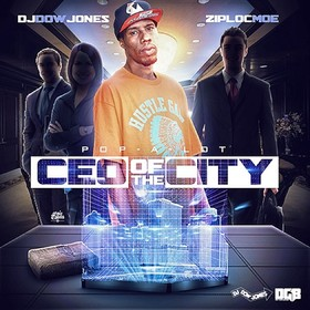 CEO OF The City Pop-A-Lot front cover