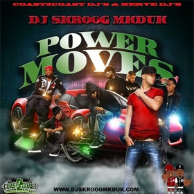 Power Moves Skroog Mkduk front cover