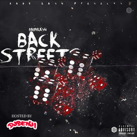 Back Streets Baby Kash front cover