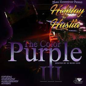 The Color Purple 3 Holiday The Hustla front cover