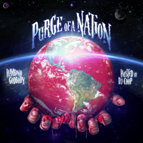 Purge Of A Nation Hambino front cover