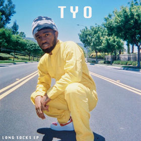 Long Socks (EP) Madeintyo front cover