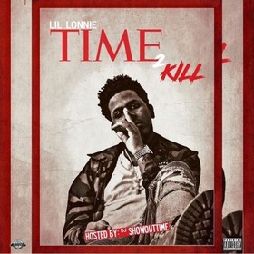 Time 2 Kill DJ Nino Huff front cover