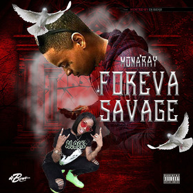 Foreva Savage Mona Ray front cover