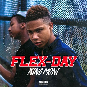 Flex-Day Official King Moni front cover