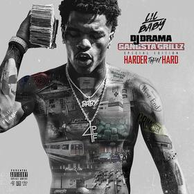 Harder Than Hard Lil Baby front cover