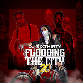 Flooding The City 20 DJ SixThirty front cover