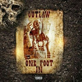 ONE FOOT IN OUTLAW front cover