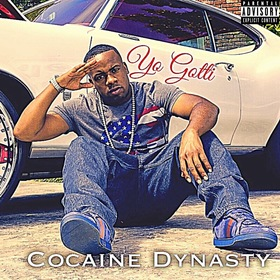 Yo Gotti : Cocaine Dynasty Aristotle front cover