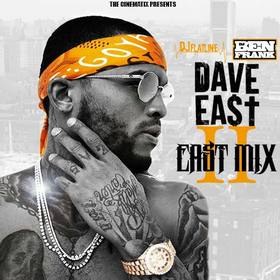 East Mix 2 Dave East front cover