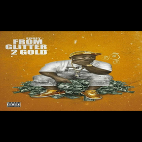 MGM Fooly - From Glitter 2 Gold DJ Konnect  front cover