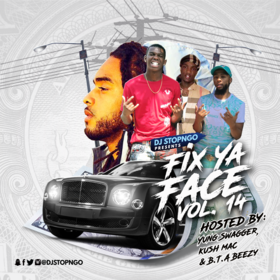 Fix Ya Face Vol.14 DJ Stop N Go front cover