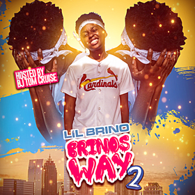 Brinos Way 2 Lil Brino front cover