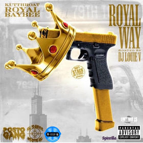 Royal Way [Deluxe] Royal Baybee front cover