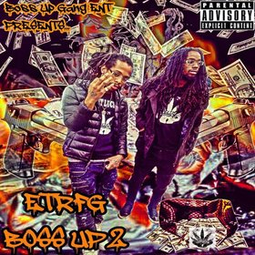 Boss Up 2 Boss Up Gang front cover