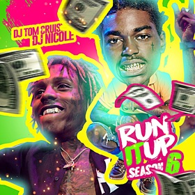 Run It Up Season 6 DJ Tom Cruise front cover