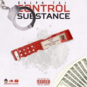 Controlled Substance RalphTaj front cover