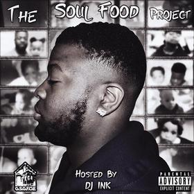 The Soul Food Project King-G front cover