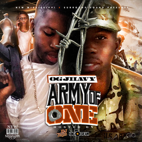 Army of One OG JHavy front cover