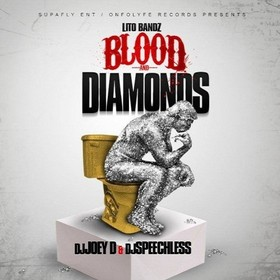 Blood & Diamonds Lito Ban$ front cover