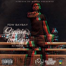 Sippin' Therapy FDW BayBay front cover