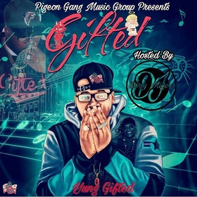 Gifted Yung Gifted 202 front cover