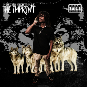 The Imprint EP Honcho Nightmare front cover