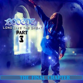 BOOGIE LONG LIVE THE GREAT PART 3: THE FINAL CHAPTER Doe Boogie front cover