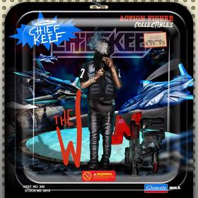 The W Chief Keef front cover