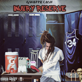 Injury Reserved Gwappo Cash front cover