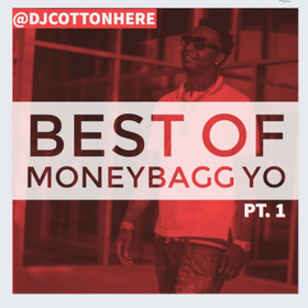 Tha Real Best Of Moneybagg Yo Pt. 1 DJ Cotton Here front cover