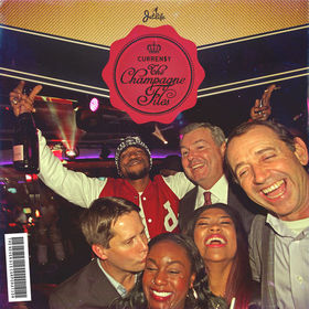 The Champagne Files Curren$y front cover