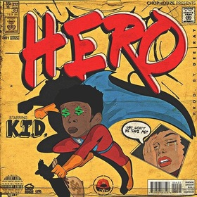 HERO Dj K.i.D  front cover