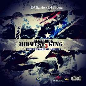 Midwest King Series 3 BLIZZARD-G front cover