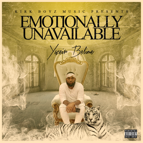 Emotionally  Unavailable Yazier Belime front cover