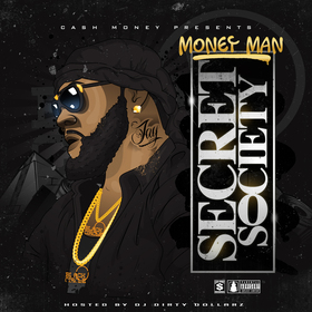 Secret Society Money Man front cover