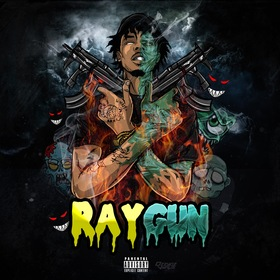 Tales From The Clip Ray - Gun front cover