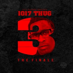 1017 Thug 3: The Finale Young Thug front cover
